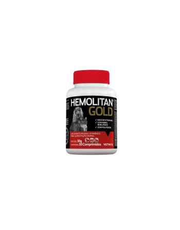HEMOLITAN GOLD 30 COMP