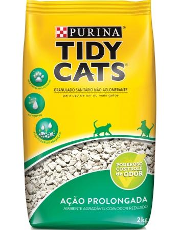 TIDY CATS AREIA HIGIÊNICA PARA GATOS - 6X2KG