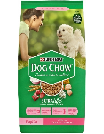 DOG CHOW PAPITA EXTRA LIFE 15KG BR