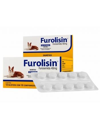 FUROLISIN 40MG 120 COMP