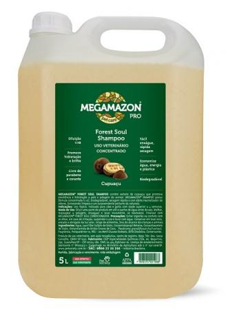 CONDICIONADOR MEGAMAZON CUPUAÇU 5 LT