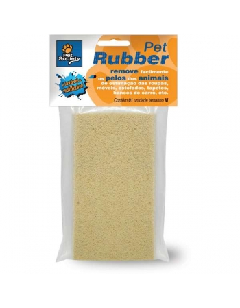 PET RUBBER M