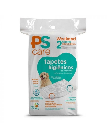 PS CARE TAPETE HIG WEEKEND 60X80-2UND