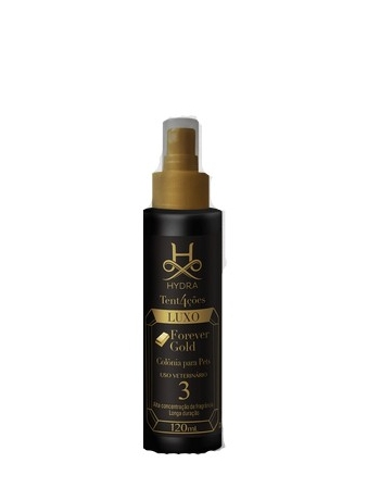 HYDRA GROOMERS COL FOREVER GOLD 120ML