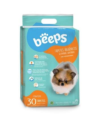 BEEPS TAPETE HIG.56X56 PUPPY PADS 30UND