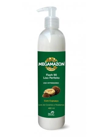 MEGAMAZON FLASH 90 LISO PERFEITO 480ML