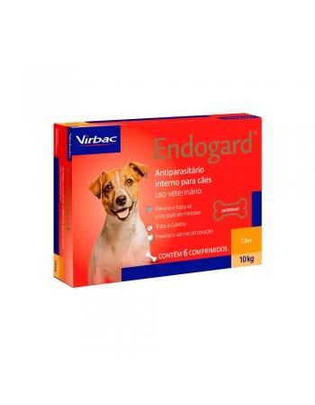 ENDOGARD 10 KG C/ 6 COMPRIMIDOS
